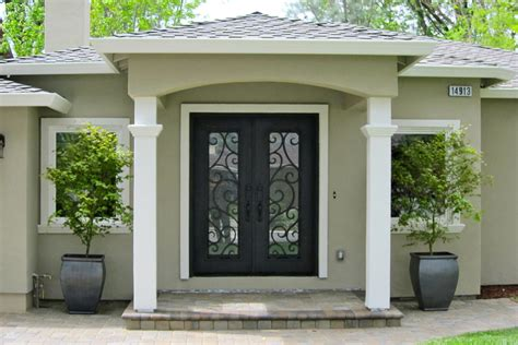 contemporary front doors with sidelights entry door with sidelights entry craftsman with floor tile