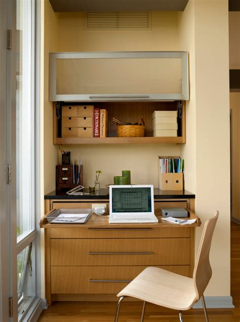 mid century remodel midcentury home office seattle