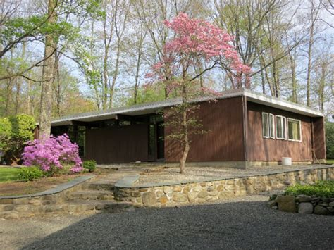 Rockland County Ny Property Records On The Market Three Bedroom Midcentury Modern Property In Ramapo Rockland County