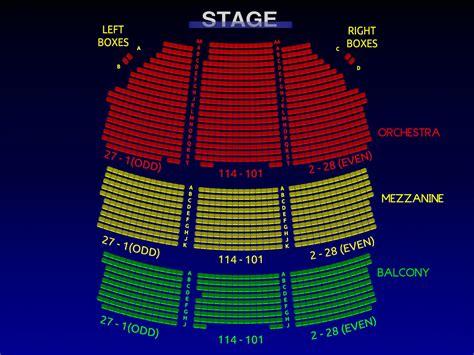 king broadway interactive seating chart shubert theatre seating chart broadway s shubert theatre