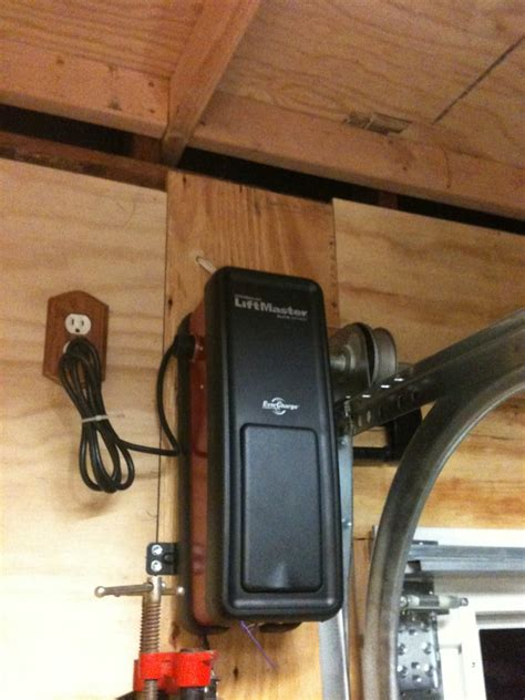 Liftmaster Side Mount Garage Door Opener by Liftmaster Side Mount Jackshaft Opener Model 3800 Or 8500
