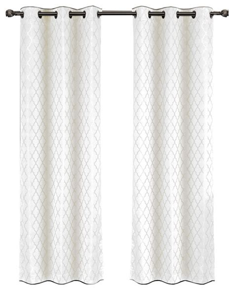 white thermal blackout curtains royal tradition willow thermal blackout curtains with