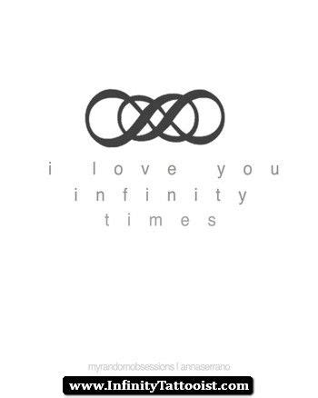 tattoo meaning revenge meaning of double infinity tattoos 13 http