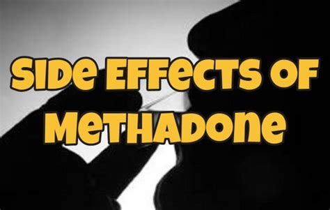 Methadone Detox Centers In Florida by Side Effects Of Methadone Best Florida Rehab Centers