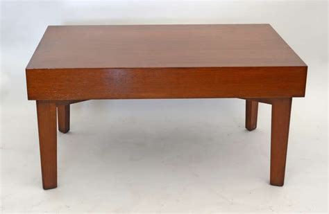 George Nelson Coffee Table With Pull Out Trays For Sale At Pull Out Coffee Table