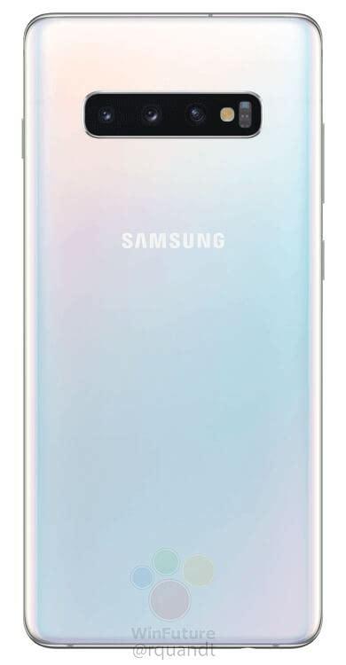 samsung galaxy  renders reveal gradient color option
