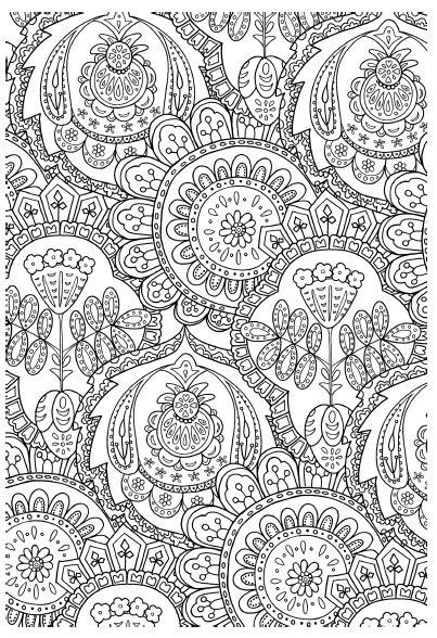 pattern magic kniha 60s patterns omalov 225 nky zlat 225 šedes 225 t 225 l 233 ta