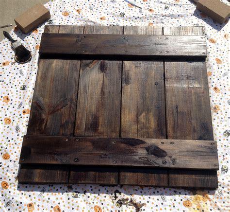 Diy Faux Barn Door The Hamby Home Faux Barn Door