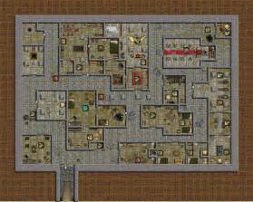 Mansion Floorplan the mad adventurers society archive rpggamerdad maps