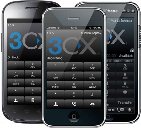 3cxphone for android free voip phone software for windows mac android ios