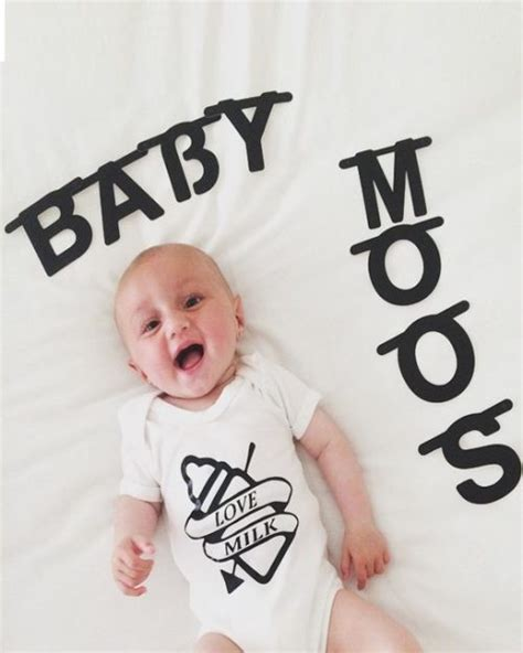 tattoo baby clothes baby grow inspired baby clothes