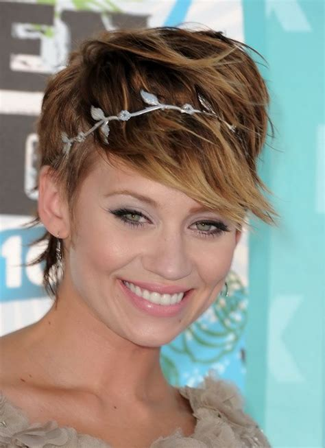 Hairstyle Easy For Short Hair