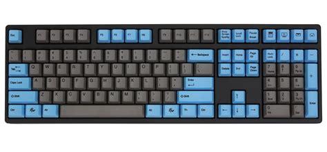 Mechanical Keyboard Leopold Fc980m Navy Pbt Keycaps Cherry Mx Fj ducky premier grey blue keycaps dye sub pbt mechanical keyboard cherry mx