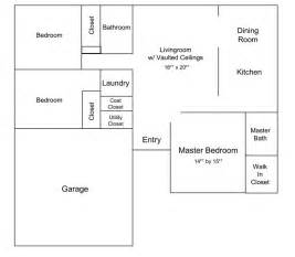 Single Family House Plans Pics Photos Blueprint Of Single Family Home
