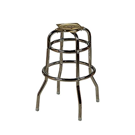 Bar Stool Frames Replacement oak sl2129 bottom replacement bar stool frame