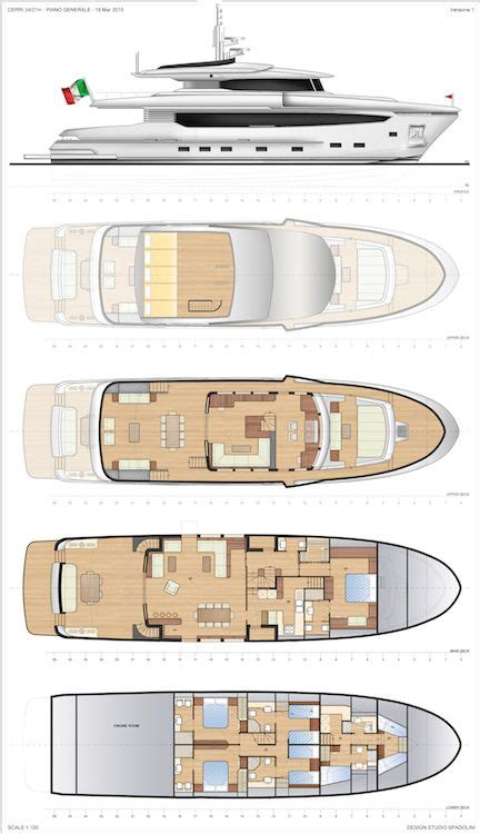 small yacht layout cerri launches new line of superyachts new build