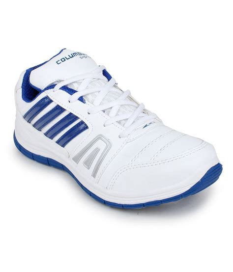 white running shoes for buy columbus white running sport shoes for snapdeal