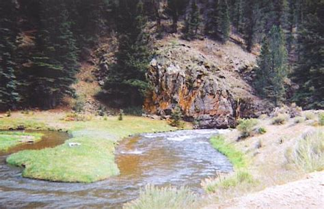 Taos Creek Cabins by Costilla Creek Fishing Lodge Picture Of Taos County New