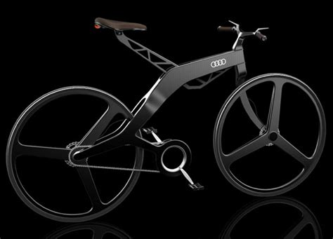 audi bicycle audi bike concept by vladimer kobakhidze tuvie