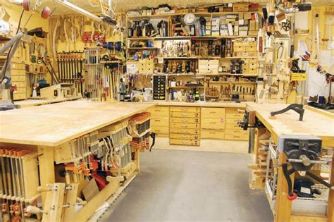 woodworkers workshop home woodworking shop tours archives woodworking projects