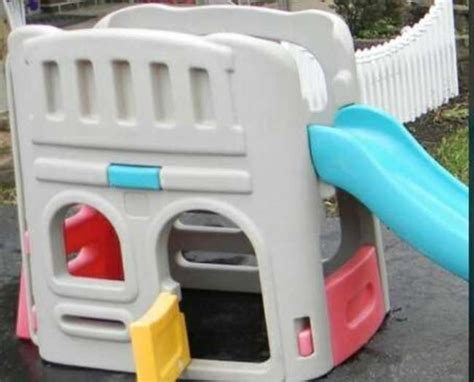 step 2 step up slide step 2 townhouse climber with slide price reduced for
