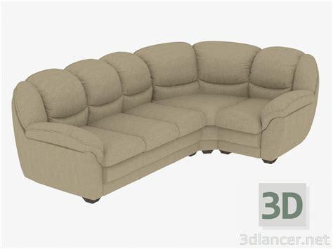 3 by 3 corner sofa 3d model corner sofa 3c1 manufacturer pohjanmaan id 19209