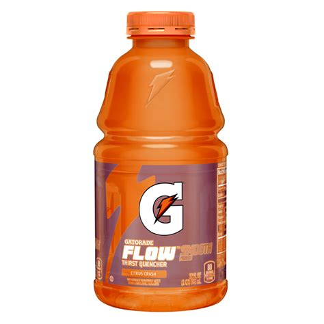 New Sabrina Flow Oz gatorade flow citrus crash 32fl oz 946ml american fizz