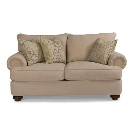 Flexsteel Patterson Sofa by Flexsteel 7321 20 Patterson Fabric Loveseat Without
