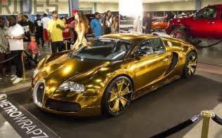 Gold And Bugatti Veyron 10 Most Expensive Bugatti Veyron Cars Purchased By