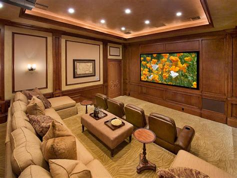 hgtv media room media rooms and home theaters by budget hgtv