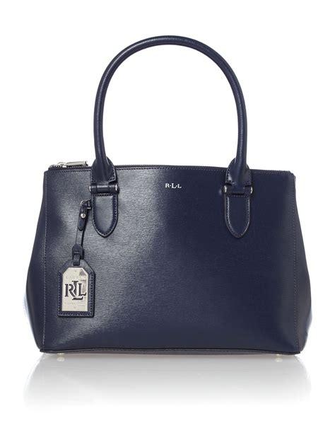 Bag Tote Navy by ralph newbury navy large tote bag in blue navy lyst