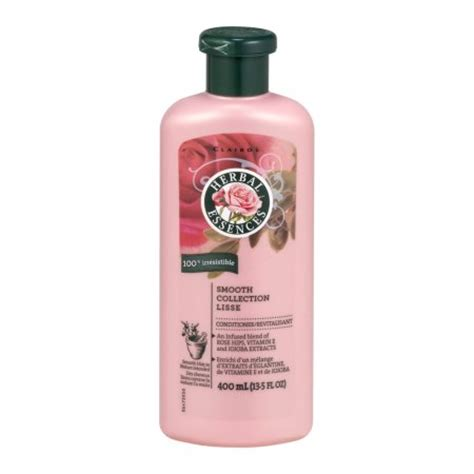 Herbal Essences Smooth Shoo herbal essences smooth collection conditioner 13 5 fl oz