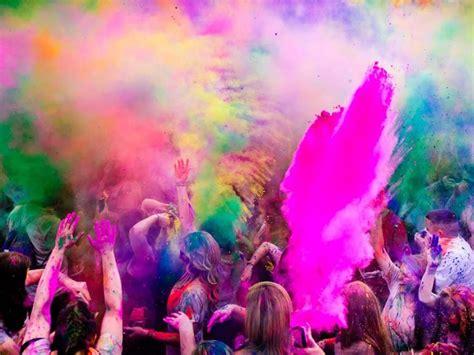 color con i color en teotihuac 225 n festival de polvos de colores