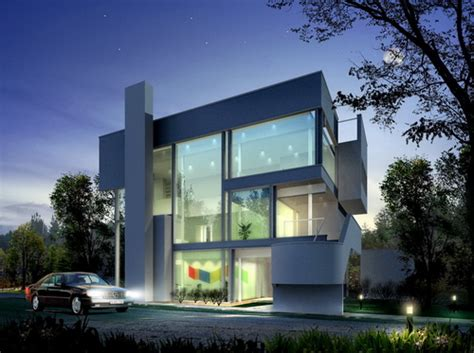 Modern Architecture by