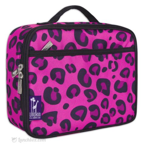 Lunch Box Polos Pink pink leopard lunch box lunchbox