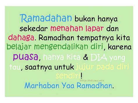 kata ucapan ma af menyambut bulan ramadhan dizaz