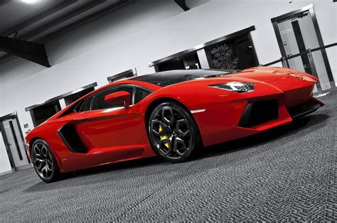 Designer Of Lamborghini Aventador Lamborghini Aventador Lp700 4 By Kahn Design Gtspirit