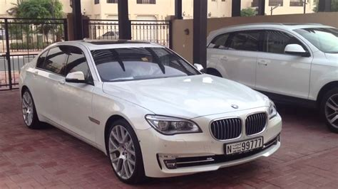 2013 Bmw 750li by Bmw 750li 2013 Engine Start Up And Rev