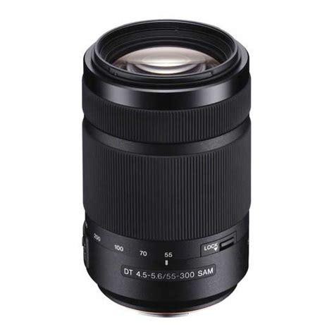 Sony Sal 55 200mm F4 5 6 Dt jual sony sal 55 300mm f4 5 5 6 dt harga dan spesifikasi
