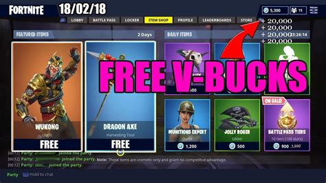 why fortnite is not working new working 18th febuary how to get free v bucks in