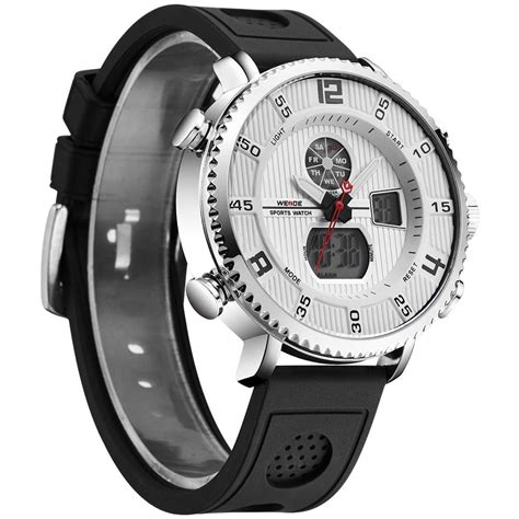 Jam Tangan Vonzipper Vz01 Black 1 weide jam tangan analog digital pria wh6106 black white jakartanotebook