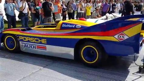 Porsche 917 Video by Porsche 917 917 30 Engine Sounds Youtube