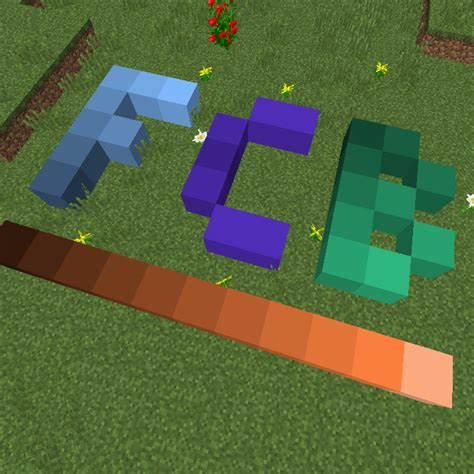 colored blocks flat colored blocks mod for minecraft 1 11 1 10 2 1 9 4