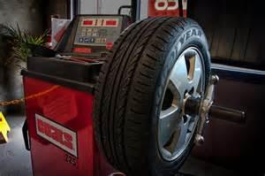 Balancing Tires On Car Tyre Balancing Jkl Auto Service