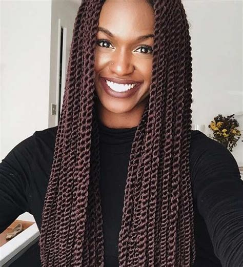 crochet senegalese twists hair search results for burgundy senegalese twist black