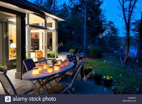 West Coast Patios by Patio Of West Coast Waterfront Home Vancouver