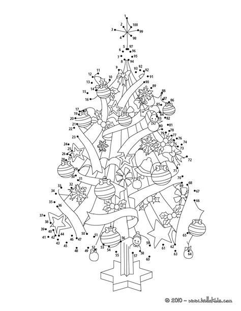 weihnachtsbaum punkte verbinden zum ausmalen de