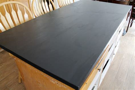 diy chalk paint countertops diy faux soapstone countertop chris