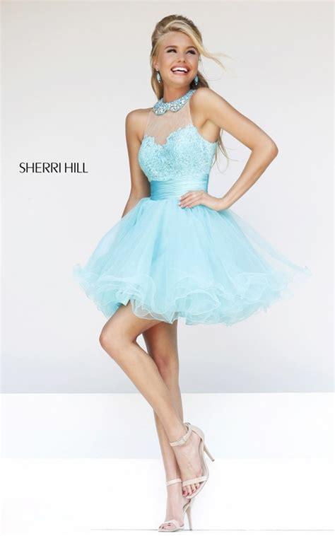 short hair sherri hill prom dress 2015 sherri hill 21227 cheap sherri hill