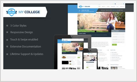 college themes wordpress 25 colleges and universities wordpress themes wp template